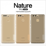 เคสยางนิ่ม บางเฉียบ Huawei P9 / P9 Plus ยี่ห้อ Nillkin Nature TPU
