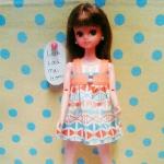 LM58.LJBB1 : size Licca jenny Blythe Barbie และบอร์ดี้ใกล้เคียง