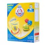 Nestle หมีสูตร 2 600 g.(6 กล่อง)