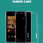 เคสแข็งบาง สีใส Huawei Ascend G6 ยี่ห้อ Bepak Naked Shield