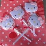 กระจก Hello Kitty lollipop จาก Sanrio Japan