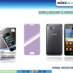 ฟิล์มกันรอยแบบด้าน Samsung Galaxy Advance - I9070 เกรดพรีเมี่ยม ยี่ห้อ Nillkin