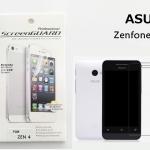 ฟิล์มกันรอยหน้าจอ ชนิดใส (ตรงรุ่น) Asus Zenfone 4