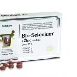 Bio-Selenium + Zinc 90 tab PharmaNord ( ฟาร์มานอร์ด Pharma Nord )
