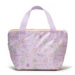 พร้อมส่งค่ะ Little Twin Stars lunch bag (เก็บอุณหภูมิ) จาก Sanrio ลายน่ารักมากจ้า