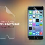 ฟิล์มด้าน ลดรอยนิ้วมือ iPhone 6 / 6S เกรดพรีเมี่ยม ยี่ห้อ Nillkin