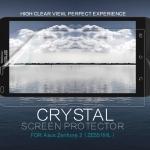 """ฟิล์มใส ลดรอยนิ้วมือ Asus Zenfone 2 (5.5"""") เกรดพรีเมี่ยม ยี่ห้อ Nillkin Crystal Clear"""