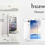 ฟิล์มใส Huawei Honor 3X - G750 ยี่ห้อ Screen Guard