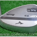 MIZUNO MP-T5 WHITE SATIN WEDGES 56* DYNAMIC GOLD FLEX WEDGE