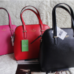 (Preorder) Kate spade New York shell bag with shoulder strap