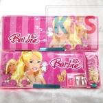 กล่องดินสอ 2 ชั้น ลายการ์ตูน Barbie 5