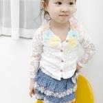 เสื้อผ้าเด็ก เสื้อเด็ก ชุดเด็กหญิง ไซด์ 100-110-120-130-140