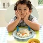 เมื่อลูกน้อยไม่กินข้าว