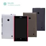 เคสแข็งบาง Nokia Lumia 520 / 525 ยี่ห้อ Nillkin Super Shield