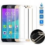 ฟิล์มกระจกนิรภัย (เต็มจอ) ตรงรุ่น Samsung Galaxy S6 Edge