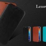 เคสหนังฝาพับ Lenovo S930 ยี่ห้อ MOFi Leather Slim