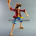 ACTION FIGURE LUFFY [14 CM.]