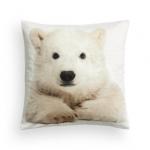 ♥♥พร้อมส่งค่ะ♥♥ H&M Canvas Cushion Cover ปลอกหมอนลายหมีน่ารักๆ