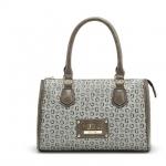 พร้อมส่งค่ะ GUESS small G logo handbag สีเทา