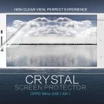 ฟิล์มใส ลดรอยนิ้วมือ Oppo Mirror 5 เกรดพรีเมี่ยม ยี่ห้อ Nillkin Crystal Clear