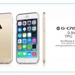 เคสใส TPU 0.5 mm iphone 6 G-CASE case