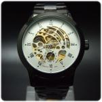 นาฬิกาข้อมือชาย daybird ระบบ AUTO หน้าปัดฉลุลายเส้น