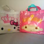 พร้อมส่ง SANRIO JAPAN PVC lunch bag