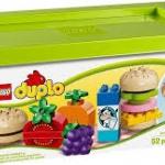 ของแท้ เลโก้ ดูโป้ : lego duplo 10566-1: Creative Picnic