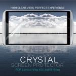 ฟิล์มกันรอย เกรดพรีเมี่ยม Lenovo Vibe K5 Note ยี่ห้อ NILLKIN
