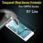 ฟิล์มกระจกนิรภัย Tempered Glass สำหรับ Oppo R7 Lite