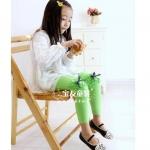 เสื้อผ้าเด็ก เลคกิ้ง เลกกิ้ง กางเกงเลคกิ้ง ไซด์ 100-110-120-130-140