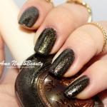Skinfood Nail Vita Alpha Sparkling Wine #AGL14 Black
