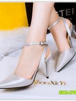 Pre รองเท้าส้นสูง/คัทชู ราคาถูก มีไซด์ 34-39