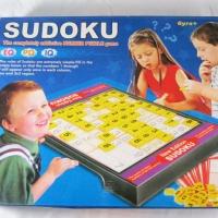 ซูโดกุ[Sudoku]
