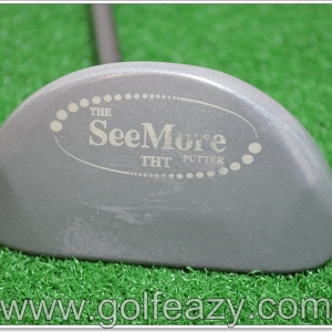 """NEW SEEMORE THT SOLID ALUMINUM MALLET PUTTER 34"""""""