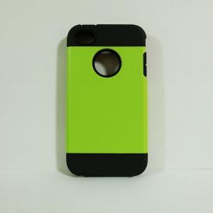 เคสไอโฟน 4/4S SLIM Armor สีเขียว