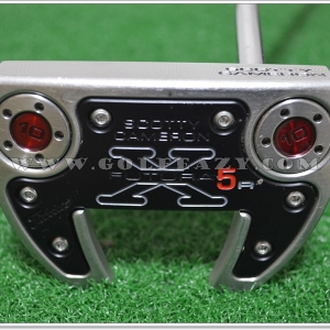 TITLEIST SCOTTY CAMERON FUTURA X 5R PUTTER 33""