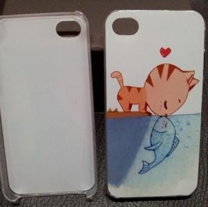 case iphone 4/4s พลาสติก 42