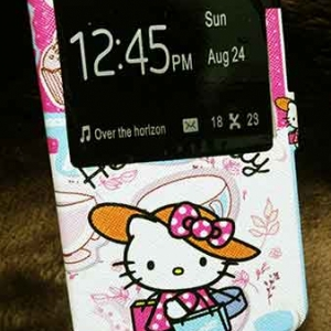 case samsung Note3 กระเป๋า Disney 2