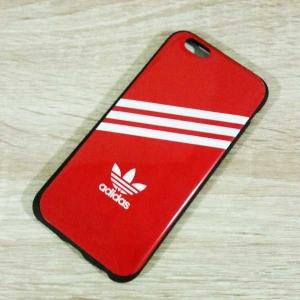 เคสไอโฟน 4/4s เคสยางลาย adidas