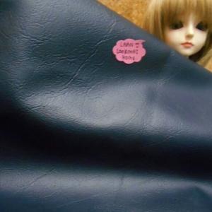 LH20 : ผ้าหนังสีกรม แบ่งขาย 1 หน่วย = ขนาด1/4 หลา : 45X 65 cm