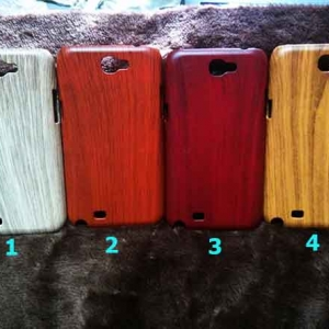 Case Samsung Note2 wood