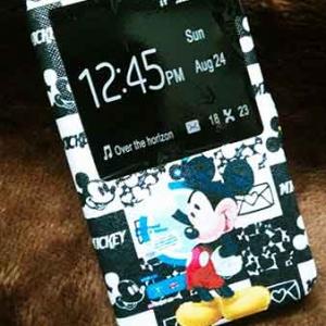 case samsung Note3 กระเป๋า Disney 1