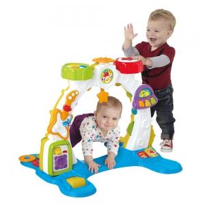 Rocktivity Sit Crawl n Stand Band Activity Arch ยี่ห้อ Playskool