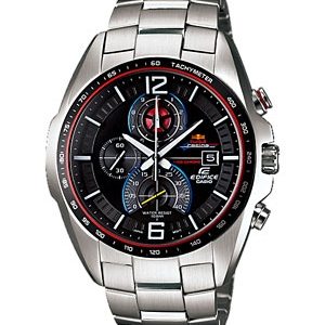 CASIO Edifice Redbull EF-528RB-1A