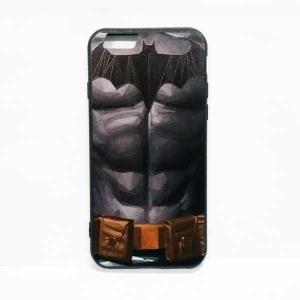 เคสแบทแมน ไอโฟน 5/5s/SE พิมพ์นูน