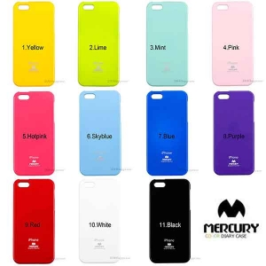 case iphone 5/5c mercury
