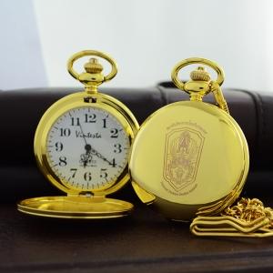 นาฬิกาของพรีเมี่ยมสำหรับสถาบันวิชาการป้องประเทศพร้อมบรรจุกล่องผ้าไหมสวยหรู
