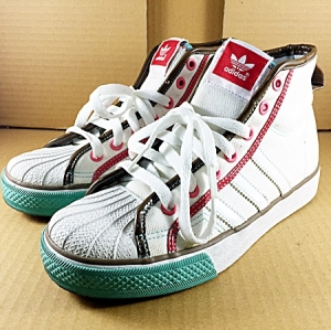 รองเท้า Adidas NZA Size 6 us มือสอง