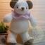 ตุ๊กตาหมีผ้าขนหนูขนาด 18 cm. - Niza Baby Girl thumbnail 5